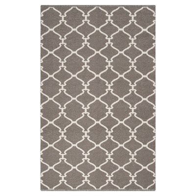 Ravenna Wenge Area Rug Rug Size: Rectangle 5 x 8
