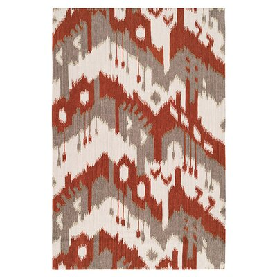 Double Mountain Adobe & Brindle Area Rug Rug Size: Rectangle 2' x 3'