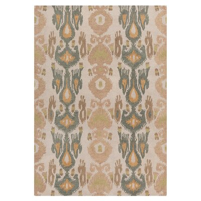 Bremner Ikat Area Rug Rug Size: Rectangle 2 x 3