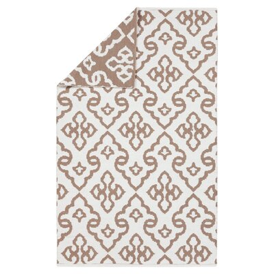 Radnor Driftwood Brown Area Rug Rug Size: Rectangle 8 x 11
