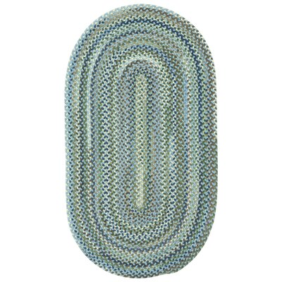 Holcombe Light Blue Area Rug Rug Size: Runner 2 x 8