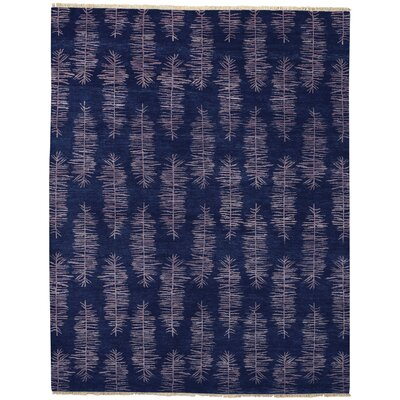 Frasier Navy Area Rug Rug Size: Rectangle 5 x 8