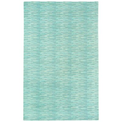 Sori Green Trellis Area Rug Rug Size: Rectangle 7 x 9