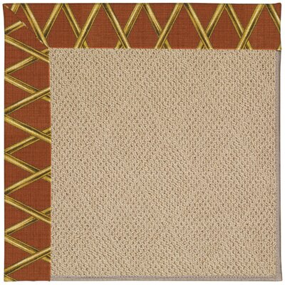 Zoe Machine Tufted Indoor/Outdoor Area Rug Rug Size: Square 6