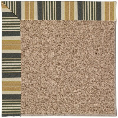 Zoe Grassy Mountain Machine Tufted Indoor/Outdoor Area Rug Rug Size: Rectangle 10 x 14