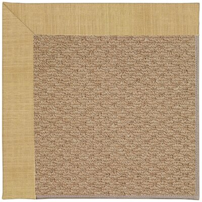 Zoe Machine Tufted Bramble Indoor/Outdoor Area Rug Rug Size: Square 4