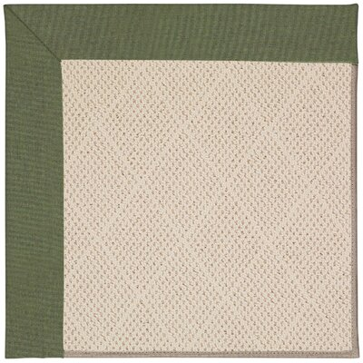 Zoe Light Beige Indoor/Outdoor Area Rug Rug Size: 7' x 9'