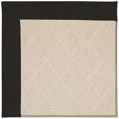 Zoe Beige Indoor/Outdoor Area Rug Rug Size: Square 6'