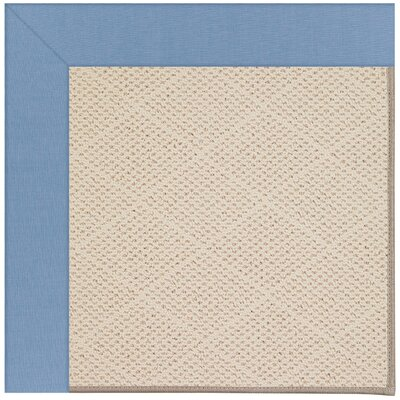 Zoe Light Brown Indoor/Outdoor Area Rug Rug Size: Rectangle 2 x 3