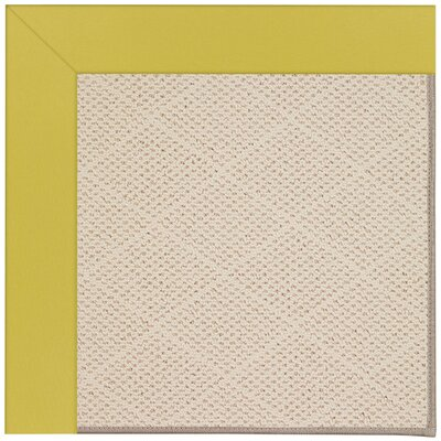 Zoe Light Beige Indoor/Outdoor Area Rug Rug Size: Rectangle 7 x 9