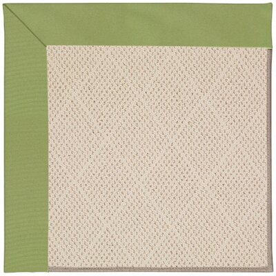 Zoe Beige Indoor/Outdoor Area Rug Rug Size: Rectangle 5 x 8