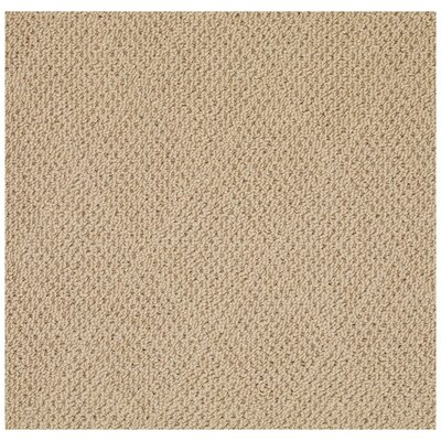 Burgher Brown Machine Woven Indoor/Outdoor Area Rug Rug Size: Square 6
