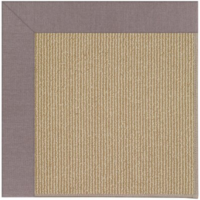 Zoe Machine Tufted Evening Indoor/Outdoor Area Rug Rug Size: Square 10'