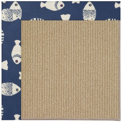 Zoe Machine Tufted Indoor/Outdoor Area Rug Rug Size: 9 x 12