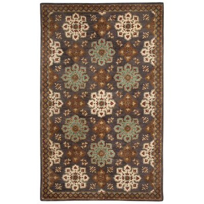 Yates Ash Area Rug Rug Size: Rectangle 5 x 8