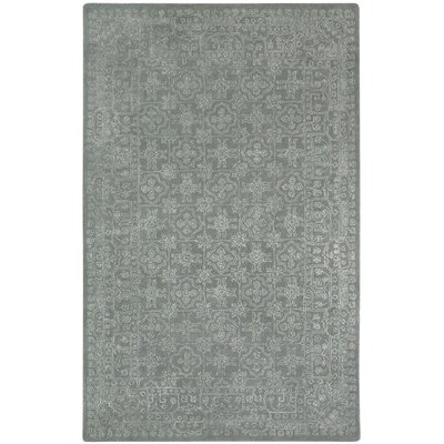 Interlace Smoky Area Rug Rug Size: Rectangle 8 x 11
