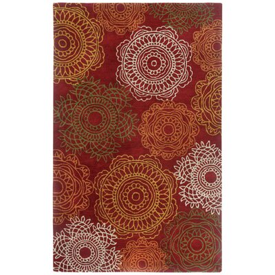 Balfour Spice Area Rug Rug Size: Rectangle 5 x 8
