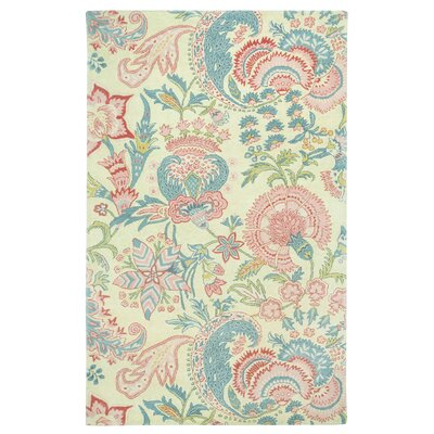 Ceylon Beige Area Rug Rug Size: Rectangle 5 x 8