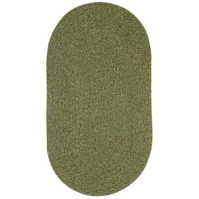 Matthias Deep Green Solid Stair Tread