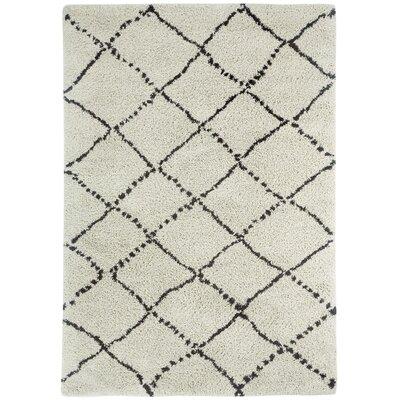 Woodward Trellis Rhinestone Area Rug Rug Size: Rectangle 311 x 56