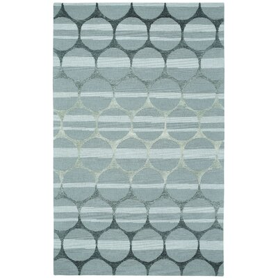 Bucine Silvre Trellis Area Rug Rug Size: Rectangle 5 x 8