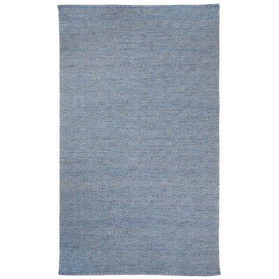 Anson Azure Area Rug Rug Size: 3 x 5