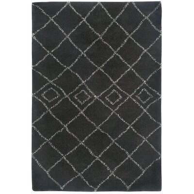 Nador Trellis Tawny Area Rug Rug Size: Rectangle 53 x 76