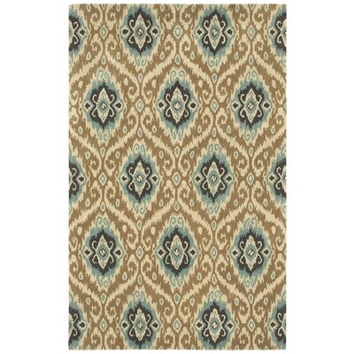 Malaysion Camel Area Rug Rug Size: Rectangle 3 x 5