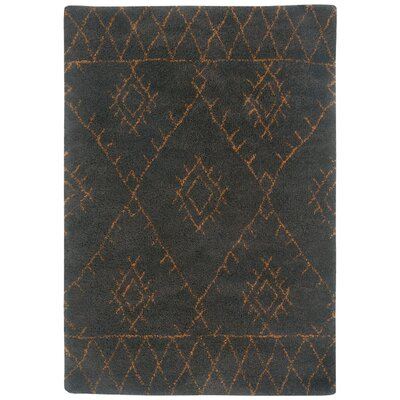 Nador Trellis Aubergine Area Rug Rug Size: Rectangle 710 x 11