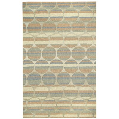 Bucine Taupe Area Rug Rug Size: Rectangle 5 x 8