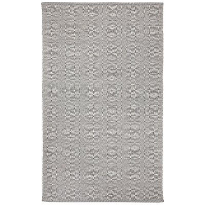 Anson Steel Area Rug Rug Size: 5' x 8'