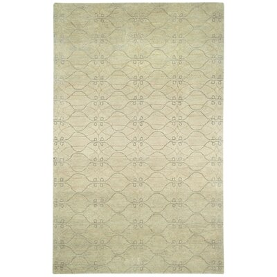 Gave Tan Trellis Area Rug Rug Size: Rectangle 5 x 8