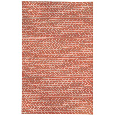 Spear Sunny Beige Area Rug Rug Size: Rectangle 5 x 8
