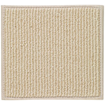 Burgher Striped Machine Woven Indoor/Outdoor Area Rug Rug Size: Square 8