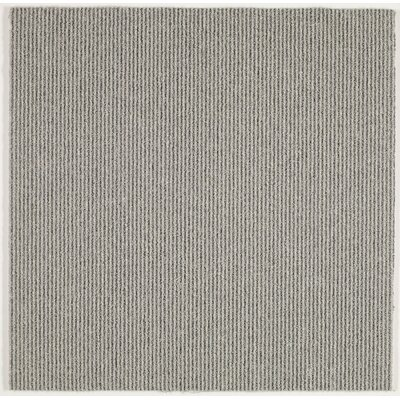 Shoal Platinum Sisal Machine Woven Indoor/Outdoor Area Rug Rug Size: Round 12 x 12