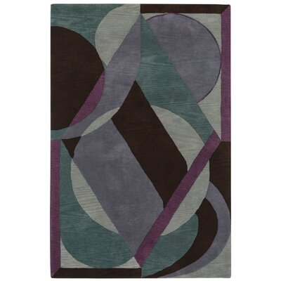 Furniture-Capel Left Bank Hand Tufted Asteroid Area Rug