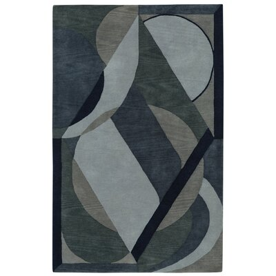 Left Bank Hand Tufted Beach Area Rug Rug Size: 8 x 11