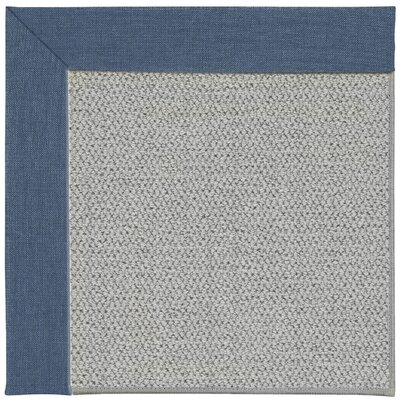 Inspirit Machine Tufted Caribbean Area Rug Rug Size: Square 8