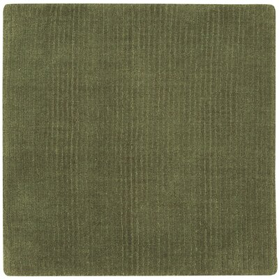 Shelbourne 2.0 Hand Tufted Green Area Rug Rug Size: 8 x 10