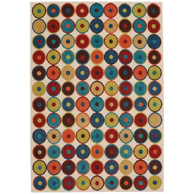Greenwich Machine Woven Indoor/Outdoor Area Rug Rug Size: 52 x 76