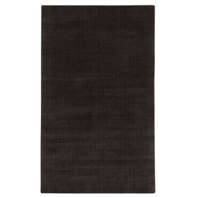 Shelbourne 2.0 Hand Tufted Ash Area Rug Rug Size: 5 x 8