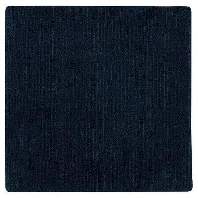 Shelbourne 2.0 Hand Tufted Deep Blue Area Rug Rug Size: 9 x 12
