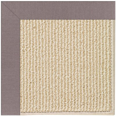 Zoel Machine Tufted Evening Indoor/Outdoor Area Rug Rug Size: Square 6