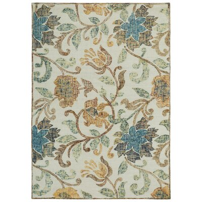 Highlands Hand Tufted Area Rug Rug Size: 5 x 8