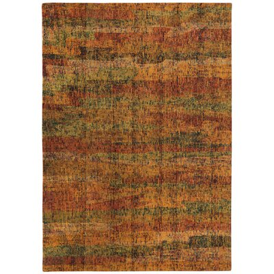 The Bull Hand Tufted Area Rug Rug Size: 8 x 11