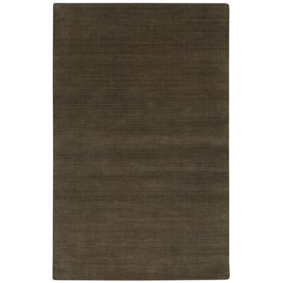 Shelbourne 2.0 Hand Tufted Chestnut Area Rug Rug Size: 5 x 8