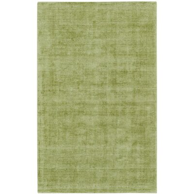 Abbotsfield Hand Tufted Foilage Area Rug Rug Size: 5 x 8