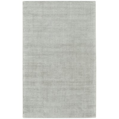 Abbotsfield Hand Tufted Ash Area Rug Rug Size: 36 x 56
