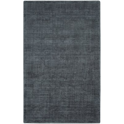 Abbotsfield Hand Tufted Blue Area Rug Rug Size: 8 x 11