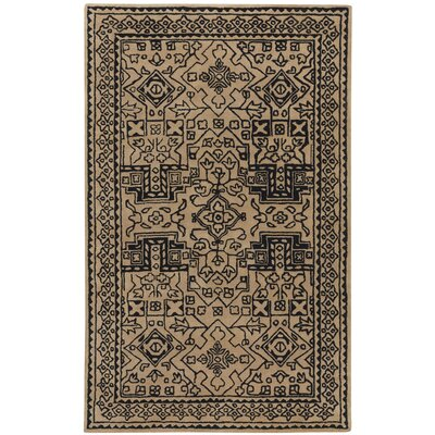 Orinda Graphic Hand Tufted Flagstone Area Rug Rug Size: 10 x 13